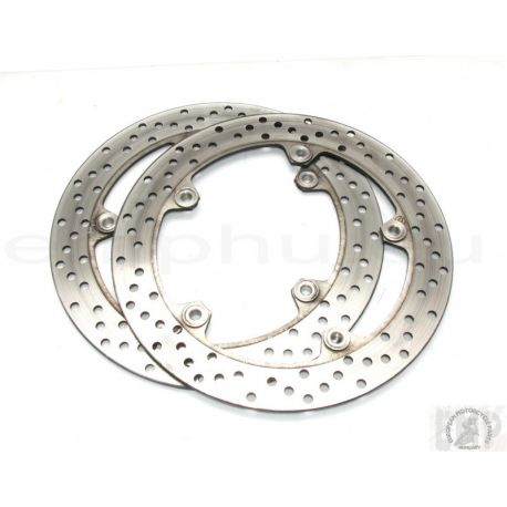 bmw r 1200 gs k25 brake rotor with rivet 34117711427. Black Bedroom Furniture Sets. Home Design Ideas