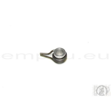 KAWASAKI KX 125 2004 SPRING,RETURN , COLLAR,RETURN SPRING 92145-1493 ,