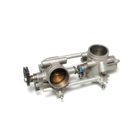 Ducati Monster 696 THROTTLE BODY , Feed unit assembly ONLY HOUSE 282.4.084.1A