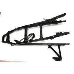 BMW F800GS Rear frame , footpegs  46518531590