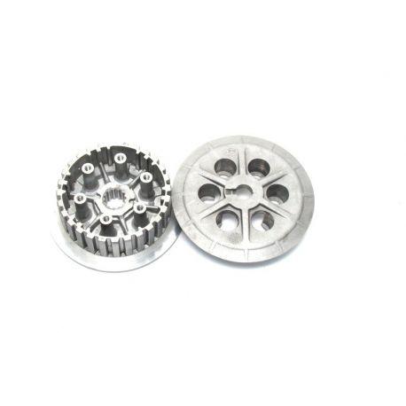 HUSQVARNA SM 610 I.E. 2008 clutch hub and pressure plate 800085390 , 800048138