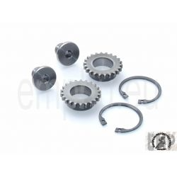 APRILIA SXV RXV 450 550 Timing gear AND Special screw AND Ring AP9150506 , AP9150508 ,  AP9150391