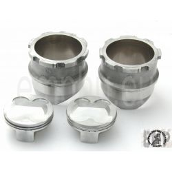 APRILIA SXV RXV MXV 450 550 CYLINDER AND PISTON AND RING SET 851043 , AP9150123 , AP9150007