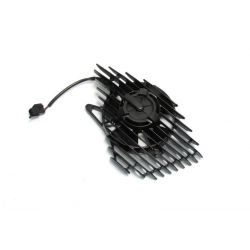BENELLI TNT 1130 ELECTRIC FAN , L.H. FAN HOLDER GRID (complete left fan) R300083026000 , R300083025000