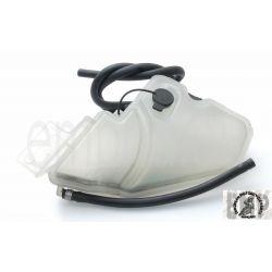 BMW S1000RR EXPANSION TANK  , Overflow hose , Exhaust steam hose 17117718553 , 17117718552 , 17117718556