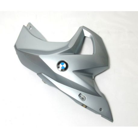 BMW F650GS Lateral trim panel front left ICEBERG-SILVER 46637712479
