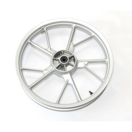 BMW F650GS Silver front wheel 2,5X19 , 7705791 , MTH2 36317705525