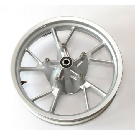BMW F650GS Silver rear wheel , 3,5X17 , 53121735 ,  36317705793