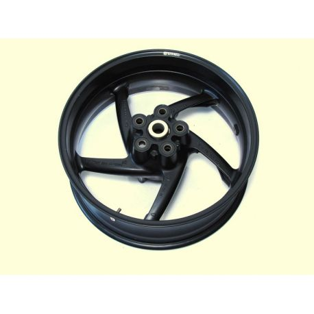 BENELLI TNT 1130 REAR WHEEL RIM (BLACK) 17 x MT 6.00 , BREMBO R30037200200E , 30.2089.00