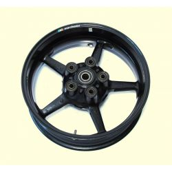 KTM SUPERMOTO T 990 REAR WHEEL , 17 X MT 5.50 BREMBO MARCHESINI 6101000104430 , 61010070000