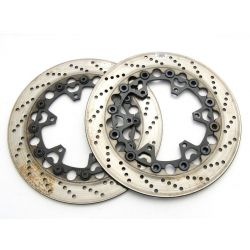 BMW R 1100 R 2x Brake disc, left and right (3.58mm) 34112310484