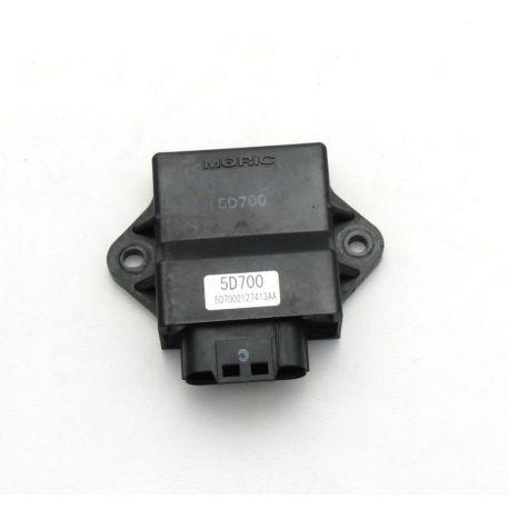 YAMAHA YZF R 125 ENGINE CONTROL UNIT ASSY 5D700 , 5D700210Y4014B 5D7-8591A-00