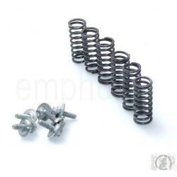 APRILIA SXV RXV MXV 450 550 6X Clutch spring , Cup , Screw w/ flange AP9150194 , AP9150232 , AP8152279