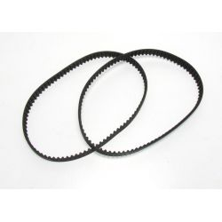 DUCATI MULTISTRADA 1200 S 2X TIMING DRIVE TOOTHED BELT 73740252A , 73740251A