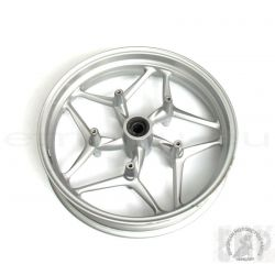 BMW F800ST Silver front wheel ,  3,50X17 ,  36317682013