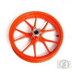KTM DUKE 390 FRONT WHEEL CPL. - ORANGE 3X17 9020900104404