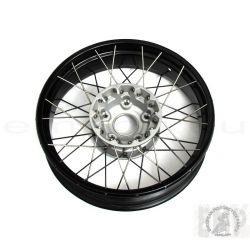 BMW R1200GS ADVENTURE  Spoke wheel, black, rear 17X4.00 RDC  36317710861