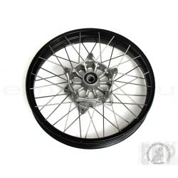 BMW R1200GS ADVENTURE Spoke wheel, black front  19X2.50 RDC 36317710866