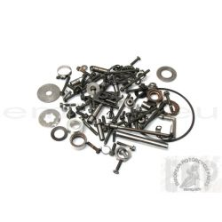 SUZUKI DRZ 400 SM ENGINE SCREWS , NUTS , WASHERS ETC…