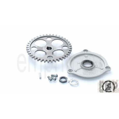 APRILIA SXV RXV 450 550 Timing gear Z 40 and Flange and screws AP9150285 , AP9150483 ,