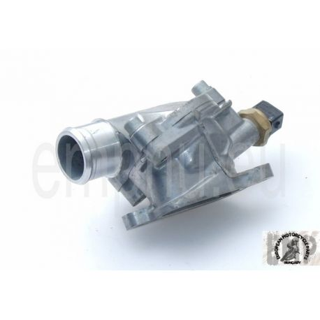 BMW S1000RR Thermostat housing , Thermostat , Cover, thermostat housing , Temperature sensor water/oil  13621433076