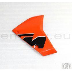 KTM SUPERMOTO SM 950 R SPOILER R/S BLACK 07 6300805100030A