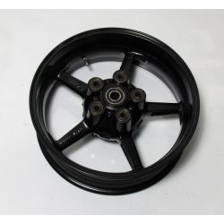 KTM SUPERMOTO T 990 REAR WHEEL CPL. BLACK 07 , BREMBO 17X5.5  61010070000 , 6101000104430