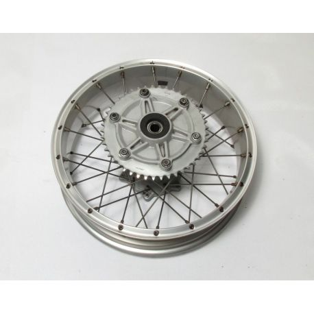 APRILIA CAPONORD 1000 Rear wheel , BEHR 17 X 4.00 , TUBELESS AP8125877
