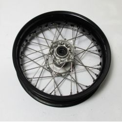 KTM SUPERMOTO 690 REAR WHEEL CPL. 5X17'' 0  , BEHR 7501020104430