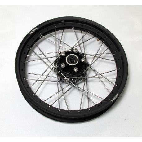 TRIUMPH TIGER 1200 Wheel Assy Front, 10 x 2.5 , SAXESS , TUBELESS , 19X2,5 M/C  T2005999 , 2000347 , T2005999 , T2007008