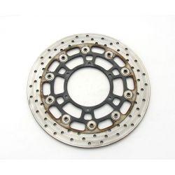 Brake rotor, frontD:300/5,00 , (4.7mm / 5mm 44%) 34117713131 BMW G 650 GS