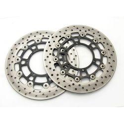 Brake rotor, front , D:300/5,00 (4.99mm , 99%) 34117713131 APRILIA Shiver SL 750