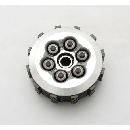 Set of clutch disks / clutch springs , support 21218520309 , 21217713420 , 21217690421 , 21217690420 BMW F 800 GS