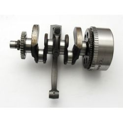 Crankshaft , starter clutch , generator flywheel 11277702426 , 11277688360 , 11277690501 , 12318524422  BMW F 800 GS
