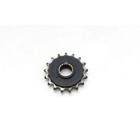 Rubbered pinion (17) AP0236366 Aprilia RSV 1000 Tuono