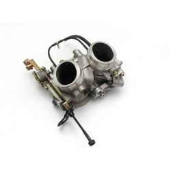 Throttle body cpl. (WITHOUT INJECTION VALVE , SENSOR) AP0295696 , AP0268010 , AP8114420 APRILIA RSV 100 TUONO R 2003