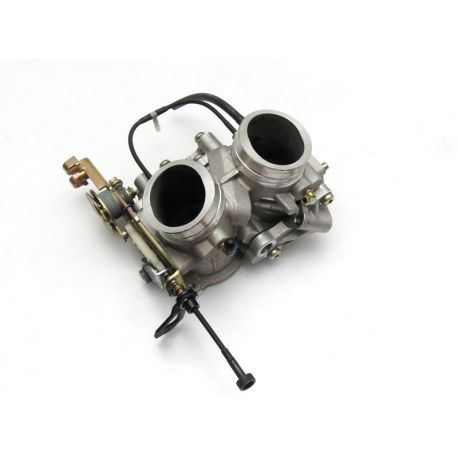 Throttle body cpl. (WITHOUT INJECTION VALVE , SENSOR) AP0295696 , AP0268010 , AP8114420 APRILIA RSV 100 TUONO R 2003