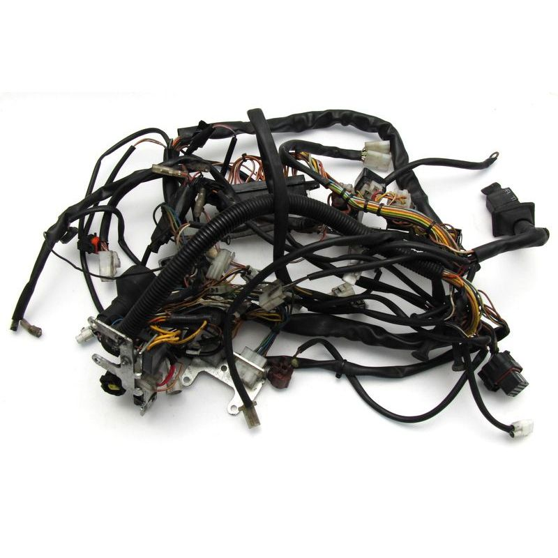 Main Wiring Harness 950 Sm 07 62511075100   58411057000   58411096100 Ktm 950 Supermoto 2007