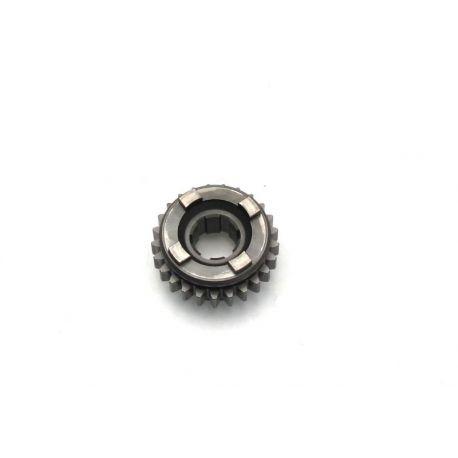 Secondary shaft 4th gear (Z:25) 8000A1334 HUSQVARNA TC 250