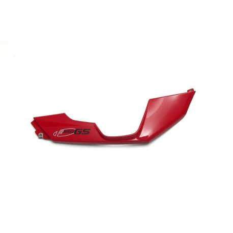 Lateral body part,rr right, with sticker , FLAMM-RED 46637712450 BMW F 650 GS