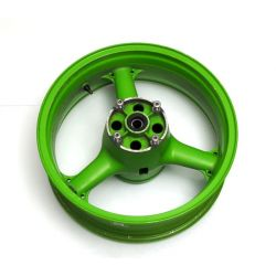 WHEEL-ASSY, RR, L.GREEN 41073-1653-CJ KAWASAKI ZX6R