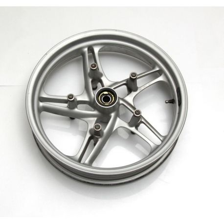 Silver front wheel 36312333465 BMW R 1150 RT