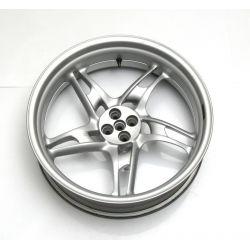 Silver rear wheel , 5,00X17 36312331692 BMW R 1150 RT