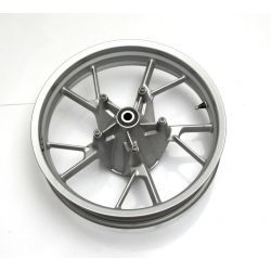 Silver rear wheel , J 17 X MT 3.50 36317705793 , 7705795 BMW F 650 GS