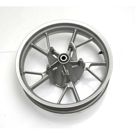 Silver rear wheel , J 17 X MT 3.50 36317705793 , 7705795 BMW F 650 GS