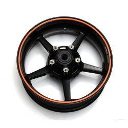 REAR WHEEL CPL. BLACK 07 , BREMBO 17X5.5  6101000104430 , 61010070000 KTM LC8 990 SUPEDUKE