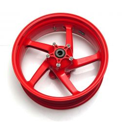 REAR WHEEL, RED AP8128087 APRILIA RSV 1000 TUONO R