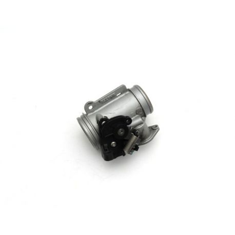 Throttle valve, silver, right 13547672732 BMW R1200GS K25