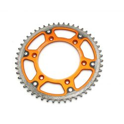 REAR SPROCKET ORANGE 50-T , SUPERSPROX 5841005105004 KTM 450 EXC