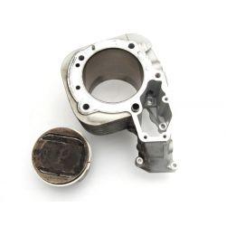 Left cylinder, silver 11117673529 , 11121726241 , 11257703043 , 11251335476 , 11257652848 BMW R 1200 GS